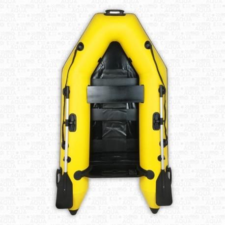 Bateau pneumatique RIB230 pro (plancher latté) Aquaparx