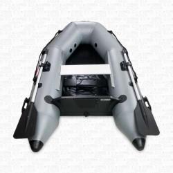 Bateau pneumatique annexe RIB230 pro (plancher latté) GRIS