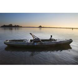 Kayak PedalCraft Solo avec système d'hélice