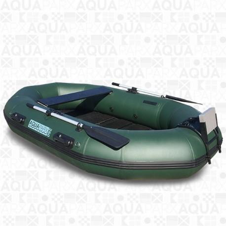 Bateau pneumatique FISHERpro 260 (plancher latté) Aquaparx