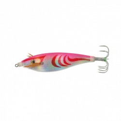 Turlutte SEA DANCING Gd PANIER 9 cm - FLUO ROSE (FP)
