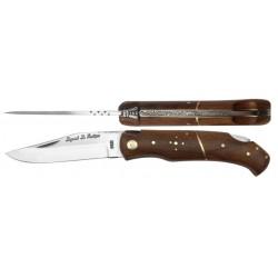Couteau Laguiole 11,5 cm - palissandre