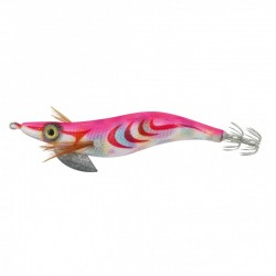 Turlutte SEA SHELL 10 cm 3.0 - FLUO ROSE (FP)